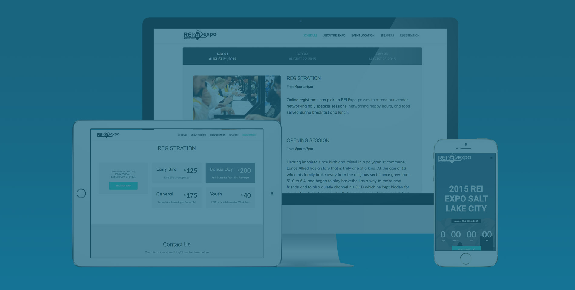 market research website design